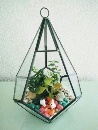 Geometric Glasswares